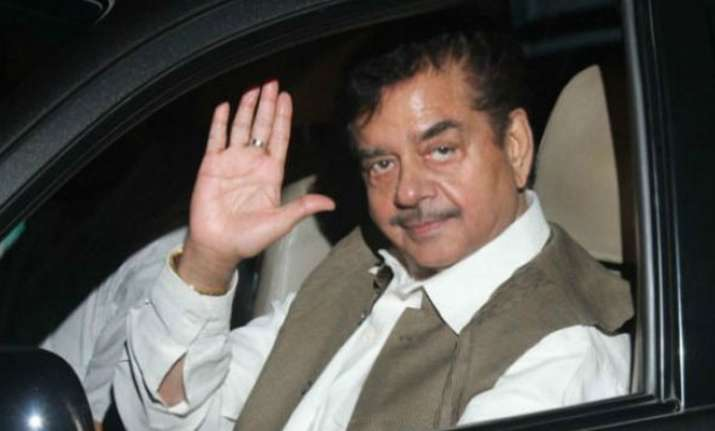 Here's what Shatrughan Sinha said on nepotism debate