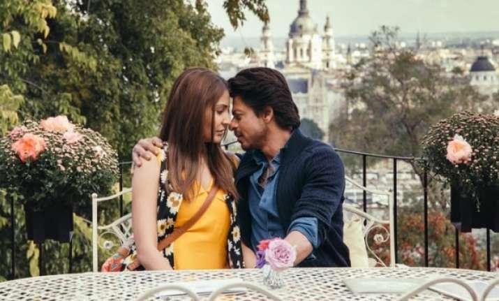 Jab Harry Met Sejal Hawayein song: Shah Rukh Khan, Anushka