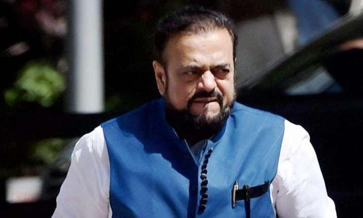 SP leader Abu Azmi said a true Muslim would never sing