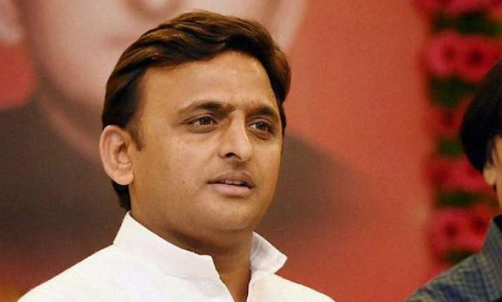 "Akhilesh described Adityanath as ""the digital chief"