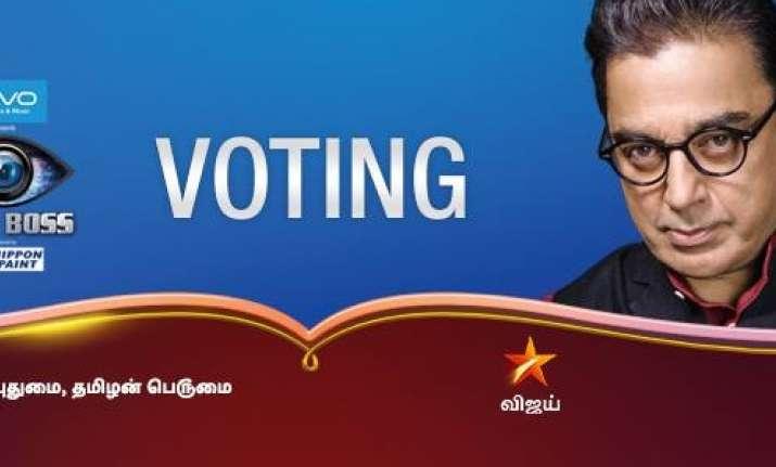 Bigg Boss Tamil How to vote online and save Namitha, Oviya