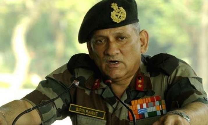 Army Chief Bipin Rawat