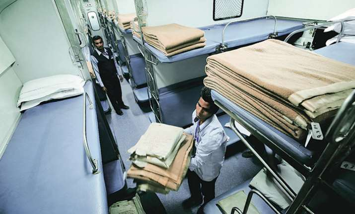 Railways likely to stop providing blankets in AC coaches