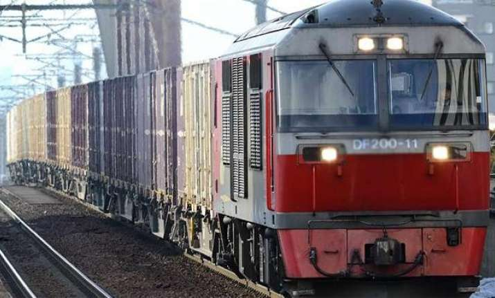 China to add freight train service to Pakistan
