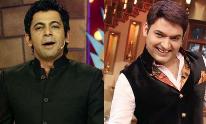 Kapil Sharma and Sunil Grover TKSS