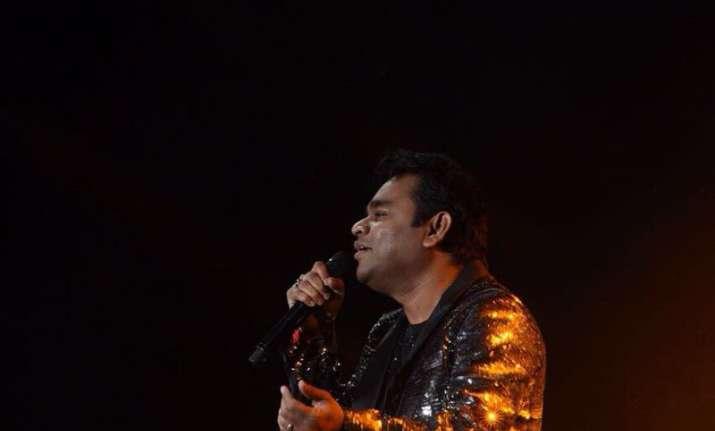 18th IIFA Awards 2017: AR Rahman is a huge hit at the gala