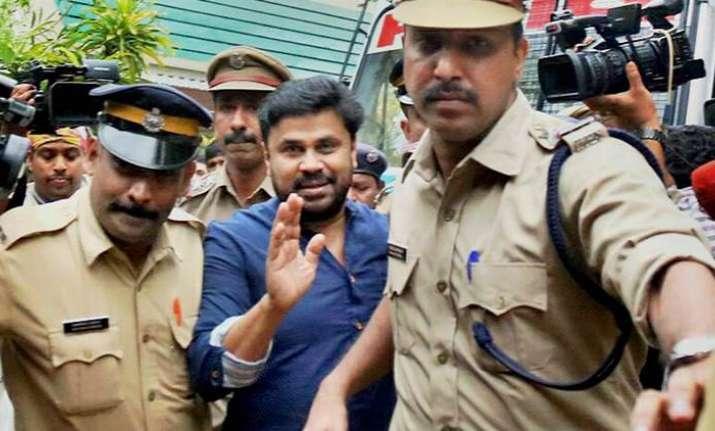 Dileep arrest Malayalam actress finally breaks her silen