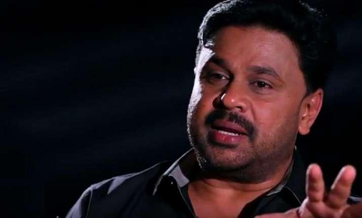 Dileep on Malyalam actress sexual assault case