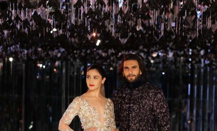 Ranveer Singh, Alia Bhatt- India TV