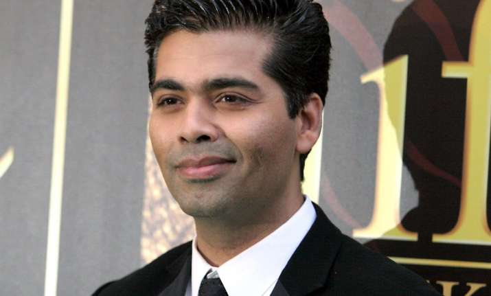 Karan Johar on kids Yash and Roohi