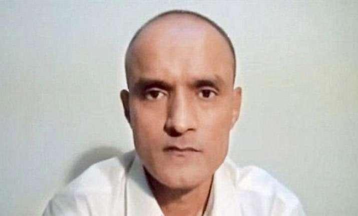 Visa application of Kulbhushan Jadhav's mother under
