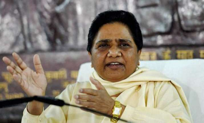 Mayawati says people making up their minds to show BJP