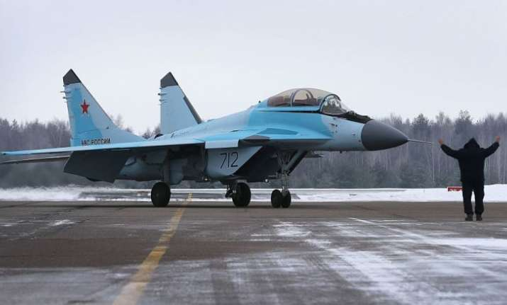 Russia keen to sell new fighter jet MiG-35 to India Air