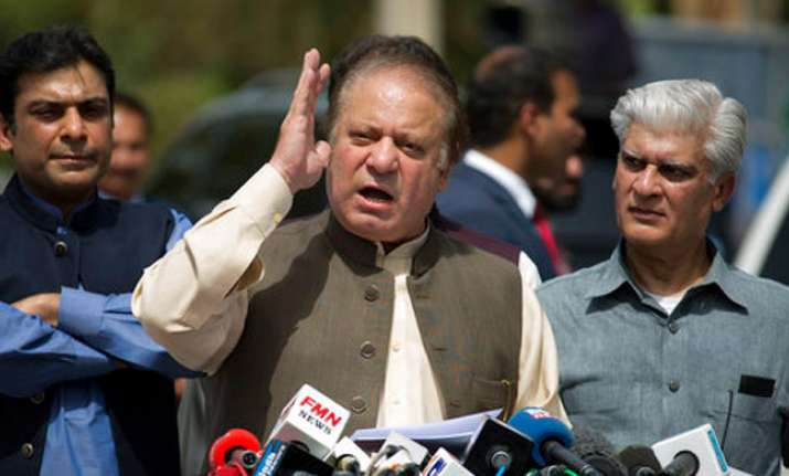 The court verdict disqualifying Sharif plunges Pakistan
