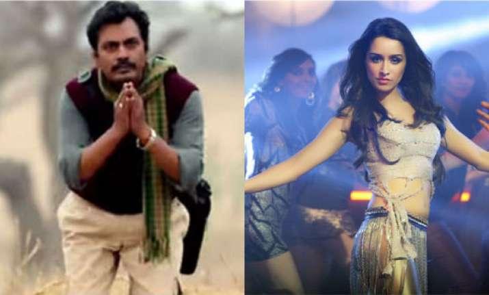Shraddha Kapoor reacts to Nawazuddin Siddiqui's racism tweet