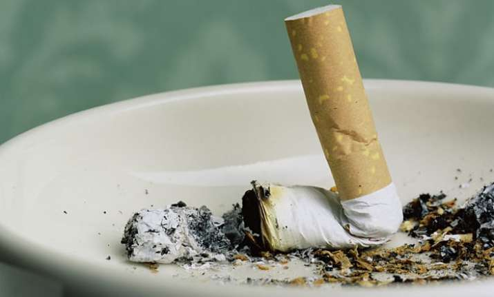 Representational picture: Smoking rates in Britain now at