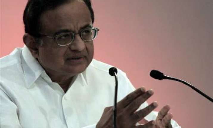 Chidambaram attacks GST in its present form, says it will
