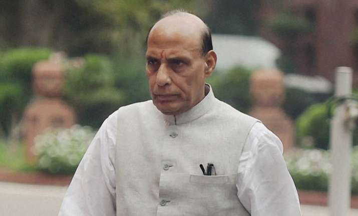 Rajnath Singh said that Rahul Gandhi refused to follow