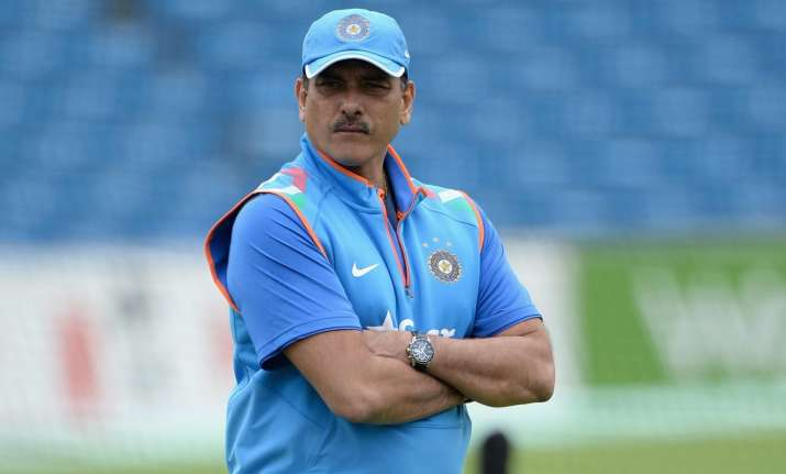 A file image of Ravi Shastri.