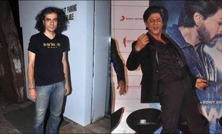 Jab Harry Met Sejal: Shah Rukh Khan reveals Imtiaz Ali's