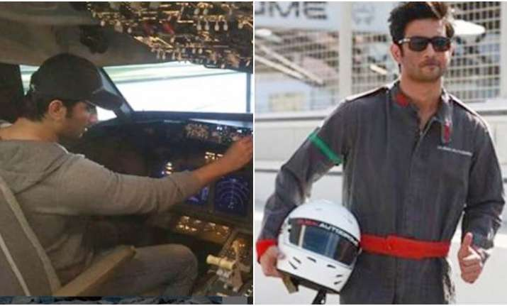 Sushant Singh Rajput says he's excited to visit NASA