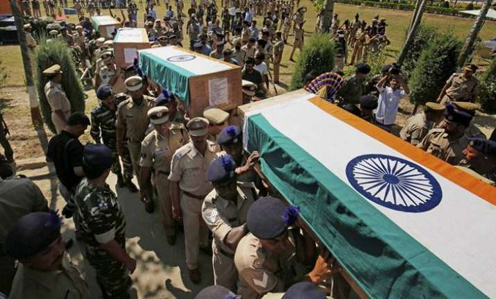India among 5 countries that faced most terror attacks in