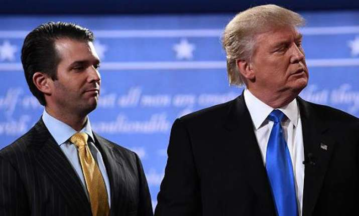 Donald Trump Jr. was not a protectee of the USSS in June