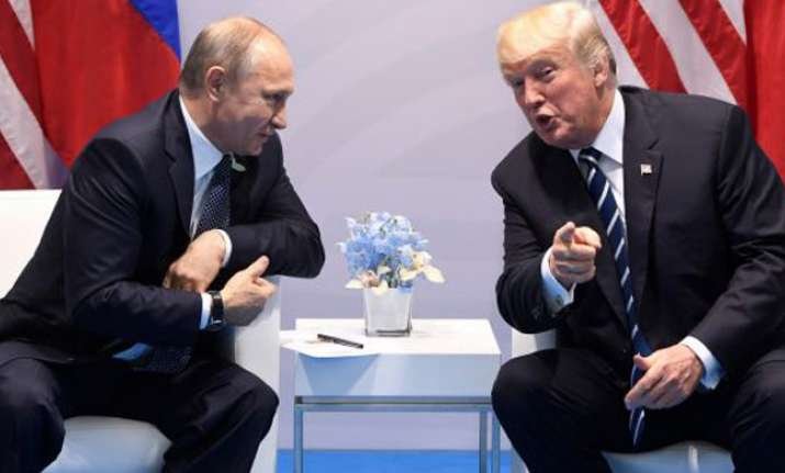 Trump signs bill imposing sanctions on Russia for meddling