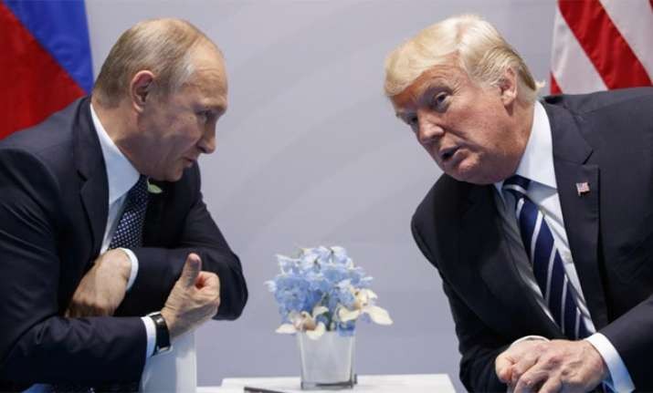 Relations with US will improve, says Putin after meeting