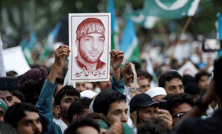 Separatists plan week-long protests in Kashmir to mark