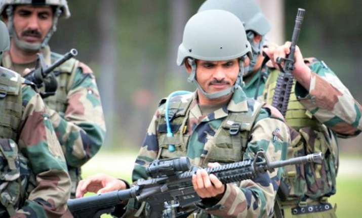 Govt empowers Army to buy ammunitions, spares in emergency