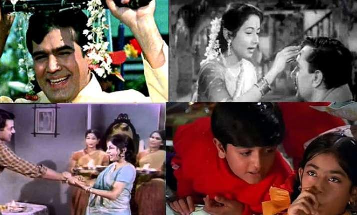 Happy Rakhsha Bandan 2017 Popular Bollywood songs celebrate