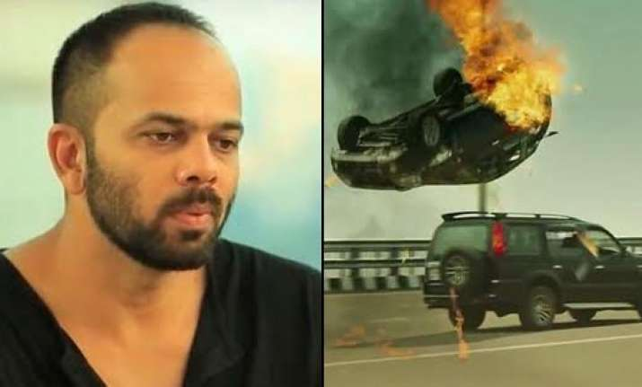 No blowing up cars in Golmaal 4 reveals filmmaker Rohit