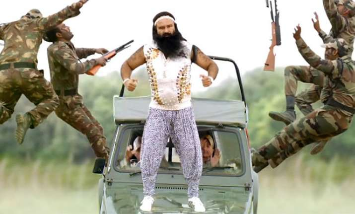 Love Charger Ram Rahim: Controversial and colourful in