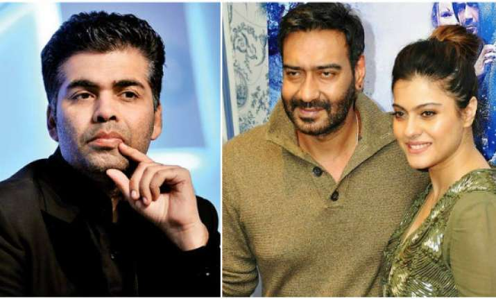 Ajay Devgn reacted on patch-up reports between Kajol and