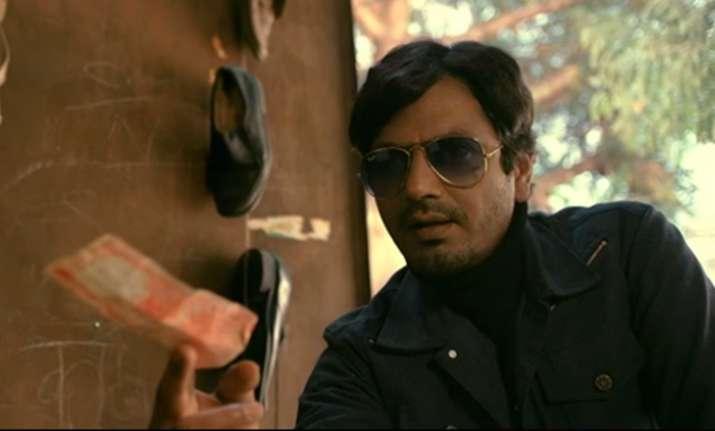 Babumoshai Bandokbaaz actor Nawazuddin Siddiqui