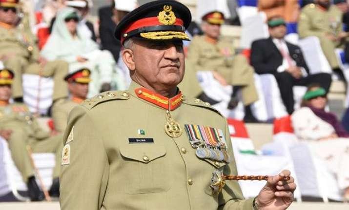 Pakistan Army Chief Qamar Bajwa