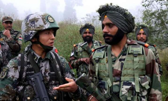 As China increases troop presence, Indian Army gets battle