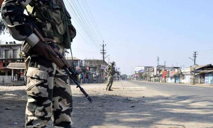 Chhattisgarh: CRPF personnel accused of molesting
