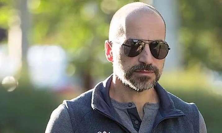 Dara Khorowshahi was SUnday named CEO of Uber