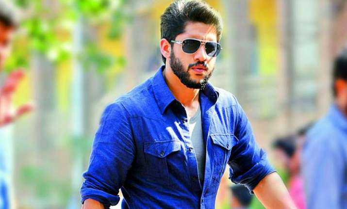 Naga Chaitanya reveals name and poster of his next Telugu