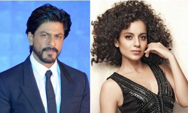 Shah Rukh Khan on working with Kangana Ranaut in Sanjay