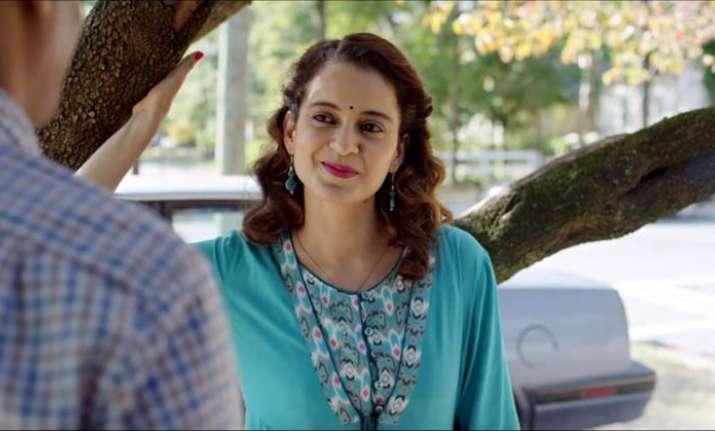 Simran trailer Crazy, free-spirited Kangana Ranaut