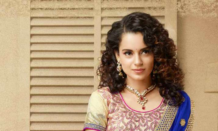 Kangana Ranaut has to say on co-directing Simran