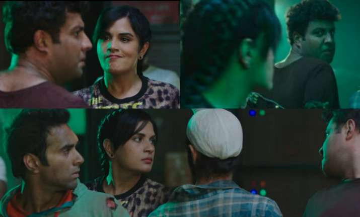 Fukrey Returns teaser