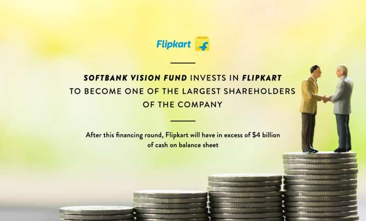 Flipkart did not disclose the amount of investment by