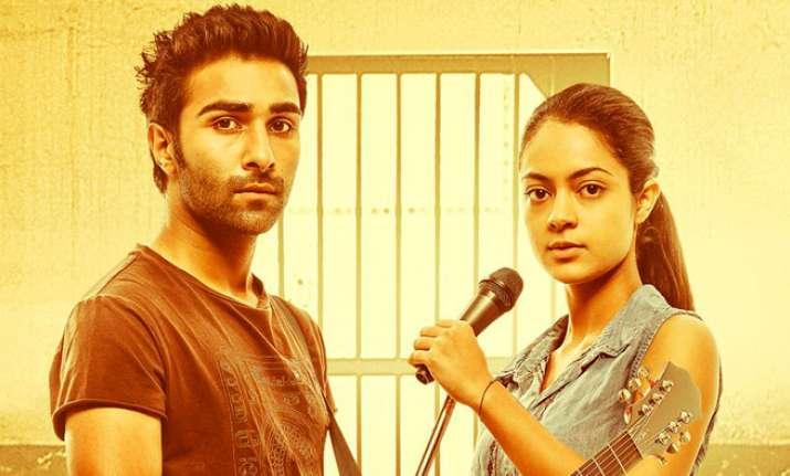 Qaidi Band Movie Review: Aadar Jain, Anya Singh's film is