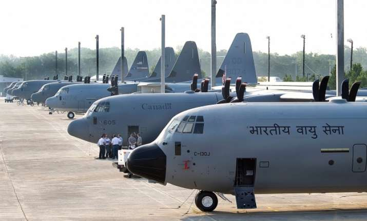 IAF strengthens eastern base with six Super Hercules jets