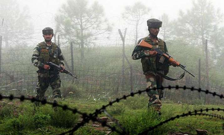 Army killed two militants and foiled an infiltration bid in