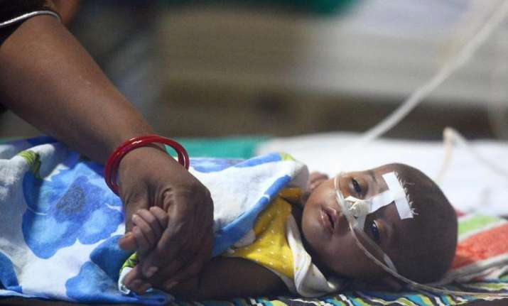 660 children have died at the Rajendra Institute of Medical